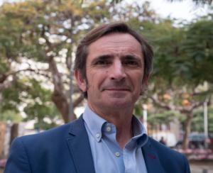 Javier Vargas CEO e-log