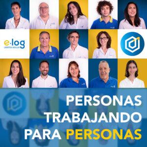 Personas trabajando para personas